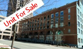For Sale: Arena District Lofts, downtown Columbus, Ohio 221 N. Front St., 43215
