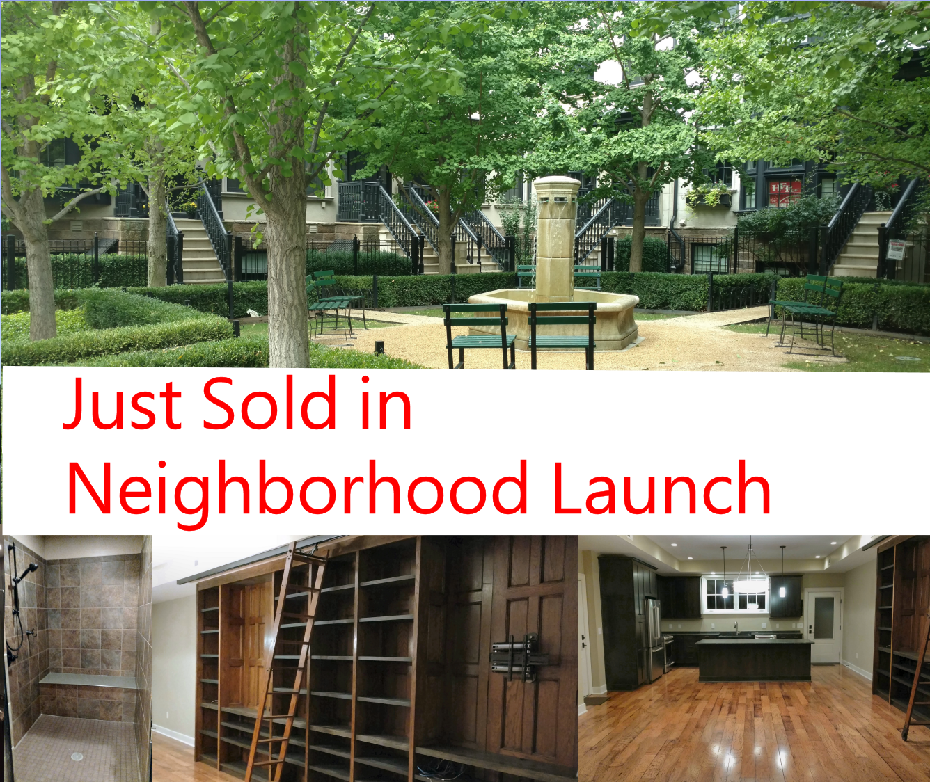 Just Sold in Neighborhood Launch, downtown Columbus, 186 E Gay St, Columbus, OH 43215