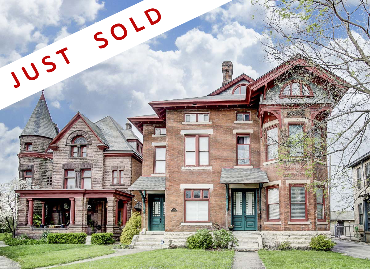 Just Sold in downtown Columbus, Ohio. 95 Hamilton Park