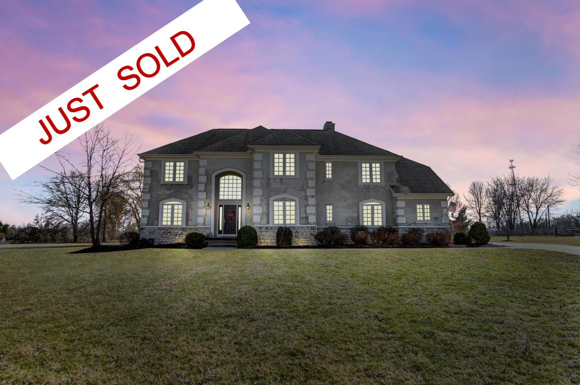 Home Just Sold at 7432 Linder Way, Galena, OH 43021