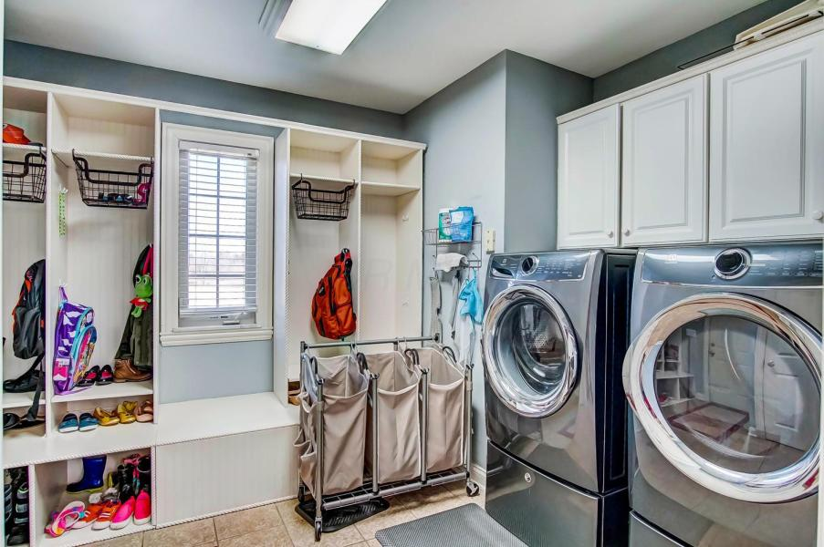 7432 Linder Way - Laundry Room