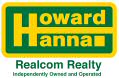 Howard Hanna Realcom Realty logo. Each office independently owned and operated